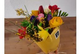 Frühlingsblumen gemischt