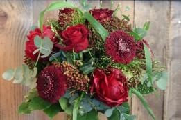 Blumenstrauß Rote Blumen